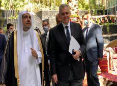 Μ. Χαρακόπουλος με Σείχη ΠΜΛ: Να διαψεύσουμε όσους μιλούν για σύγκρουση πολιτισμών!