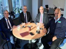 """Μ. Χαρακόπουλος στις Βρυξέλλες για Διεθνές Συνέδριο ΔΣΟ """"κοινοβουλευτισμός και θρησκευτική πίστη"""""""
