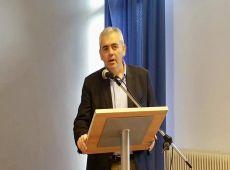 """Μ. Χαρακόπουλος στον Τύρναβο: """"Άμεσα μέτρα για κατάρρευση τιμών στο γάλα!"""""""