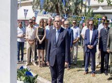 """Μάξιμος στα Φάρσαλα: """"Ματαιοπονούν όσοι προσπαθούν  να πλήξουν την ελληνορθόδοξη ταυτότητά μας!"""""""