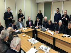 """Μ. Χαρακόπουλος: """"«Συναγερμός» για να μη πάει στις καλένδες ο Αχελώος!"""" - Δέσμευση Χατζηδάκη."""