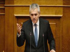Μ. Χαρακόπουλος στην Ολομέλεια: Εμείς θέλαμε να ψηφίζουν όλοι οι ομογενείς!