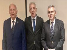 Μ.Χαρακόπουλος με Κύπριο κυβερνητικό εκπρόσωπο: Η τουρκική επιθετικότητα έχει ξεπεράσει κάθε όριο!