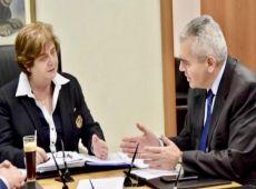 """Μ.Χαρακόπουλος: """"Το Δικαστικό Μέγαρο σε πρόγραμμα ενεργειακής αναβάθμισης"""""""