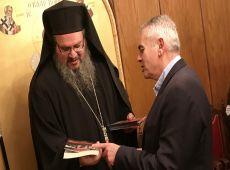 """Ο Μ.Χαρακόπουλος στον Ιερώνυμο: """"Με καλούς οιωνούς ξεκινά η ποιμαντορία σας!"""""""