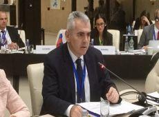 """Μ. Χαρακόπουλος στον Ν. Ντιμιτρόφ στη Σόφια: """"Οι Μακεδόνες ήταν και είναι Έλληνες, μιλούσαν και μιλούν ελληνικά!"""""""