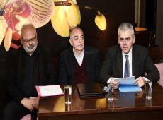 """Μ.Χαρακόπουλος: """"Το ελληνικό κράτος δεν στάθηκε όσο έπρεπε στους Βορειοηπειρώτες"""""""