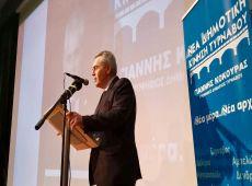 """Μ.Χαρακόπουλος: """"Ο Γιάννης Κόκουρας ενδεδειγμένος για δήμαρχος Τυρνάβου!"""""""