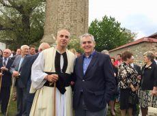 """Μ. Χαρακόπουλος στη Σαμαρίνα: """"Με εθνική αυτοπεποίθηση να ατενίσουμε το μέλλον!"""""""