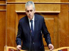 """Μ. Χαρακόπουλος παρουσία Π.τ.Δ. στη Βουλή: """"Κάθε θύμα σωματεμπορίας και μια τραγική ιστορία!"""""""