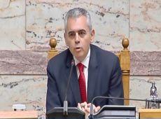 """Ομιλία Μ. Χαρακόπουλου στη Βουλή: """"Ψηφιακή επανάσταση για την εξυπηρέτηση των πολιτών"""""""