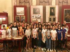 """Μ. Χαρακόπουλος σε μαθητές: """"Σημαντικές οι ευρωεκλογές για τη ζωή μας!"""""""