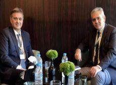 Μ. Χαρακόπουλος με Προέδρους Κοινοβουλίων των Βαλκανίων: Κοινό μας όραμα μια ενωμένη μεγάλη Ευρώπη!