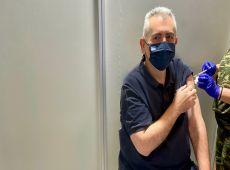 Μάξιμος: Το εμβόλιο καθοριστικό βήμα ελευθερίας!